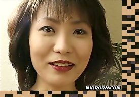 japanese mom in pantyhose